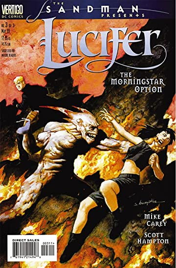 Sandman Presents Lucifer #3 (of 3)