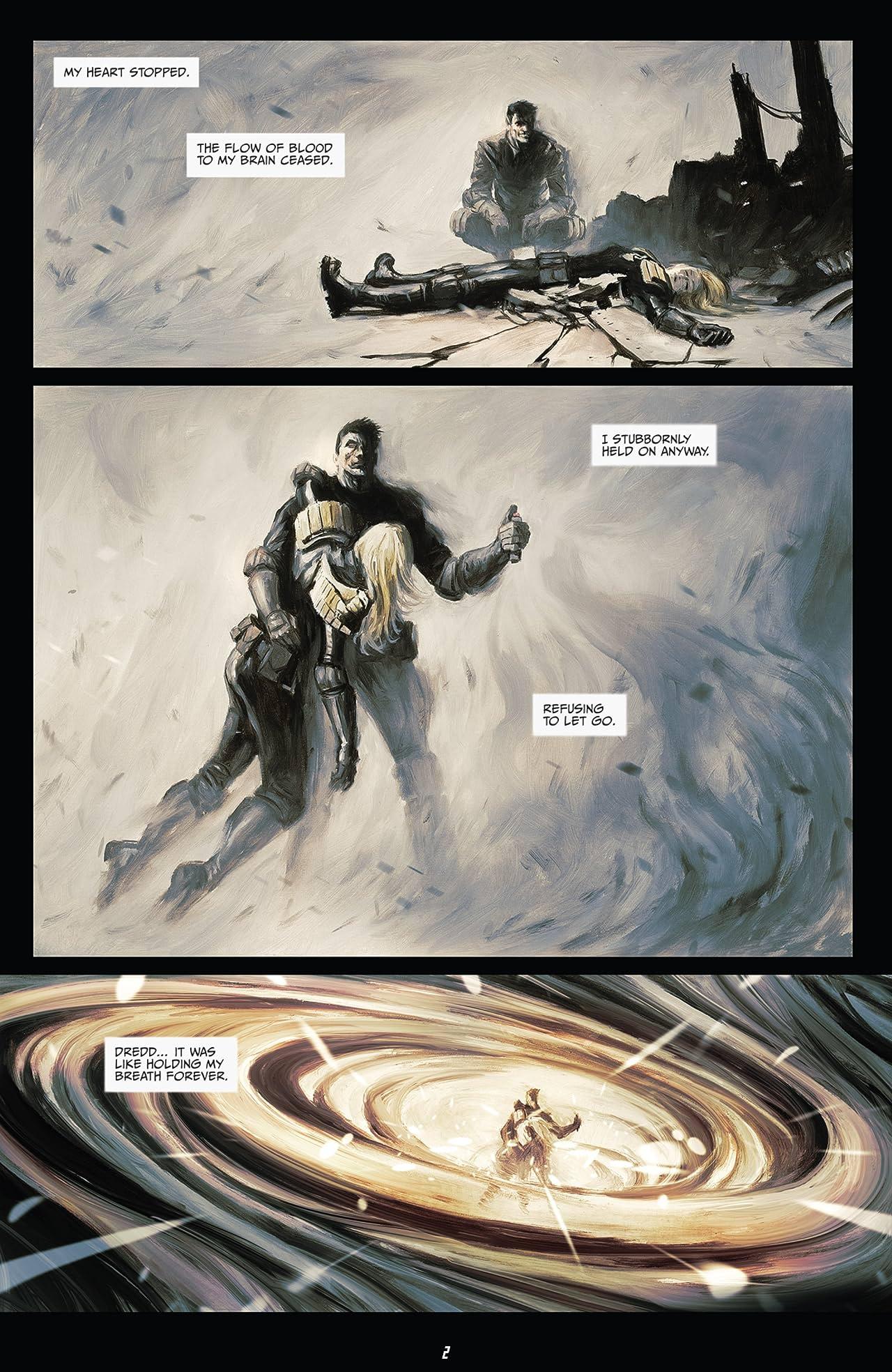 Judge Dredd #21