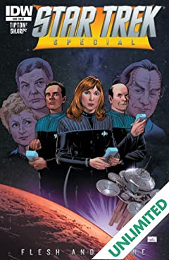 Star Trek: Special - Flesh and Stone #1