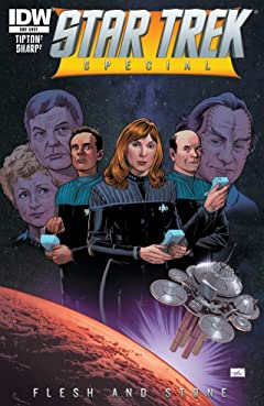 Star Trek: Special - Flesh and Stone No.1