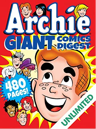 Archie Giant Comics Digest
