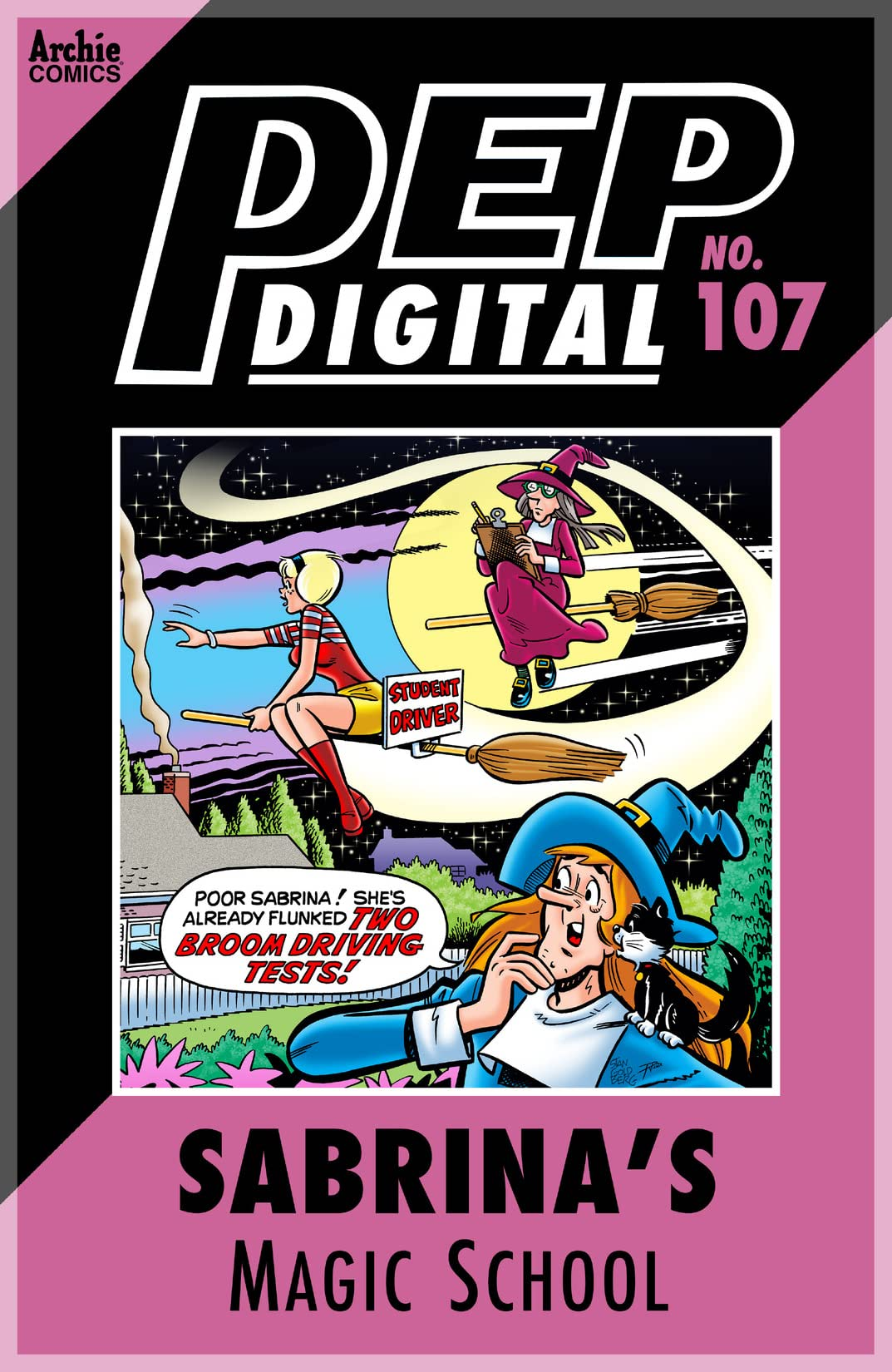 PEP Digital #107: Sabrina's Magic School