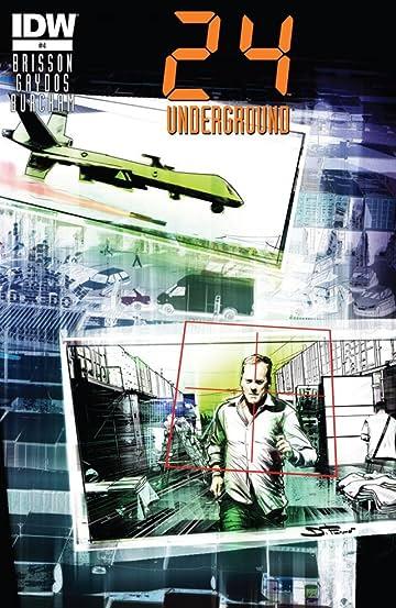24: Underground #4