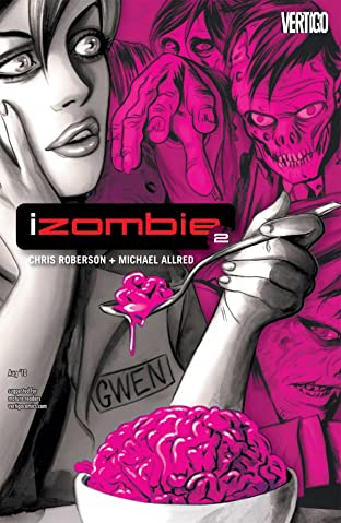 Izombie Comic Book
