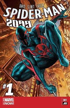 Spider-Man 2099 (2014-2015) #1