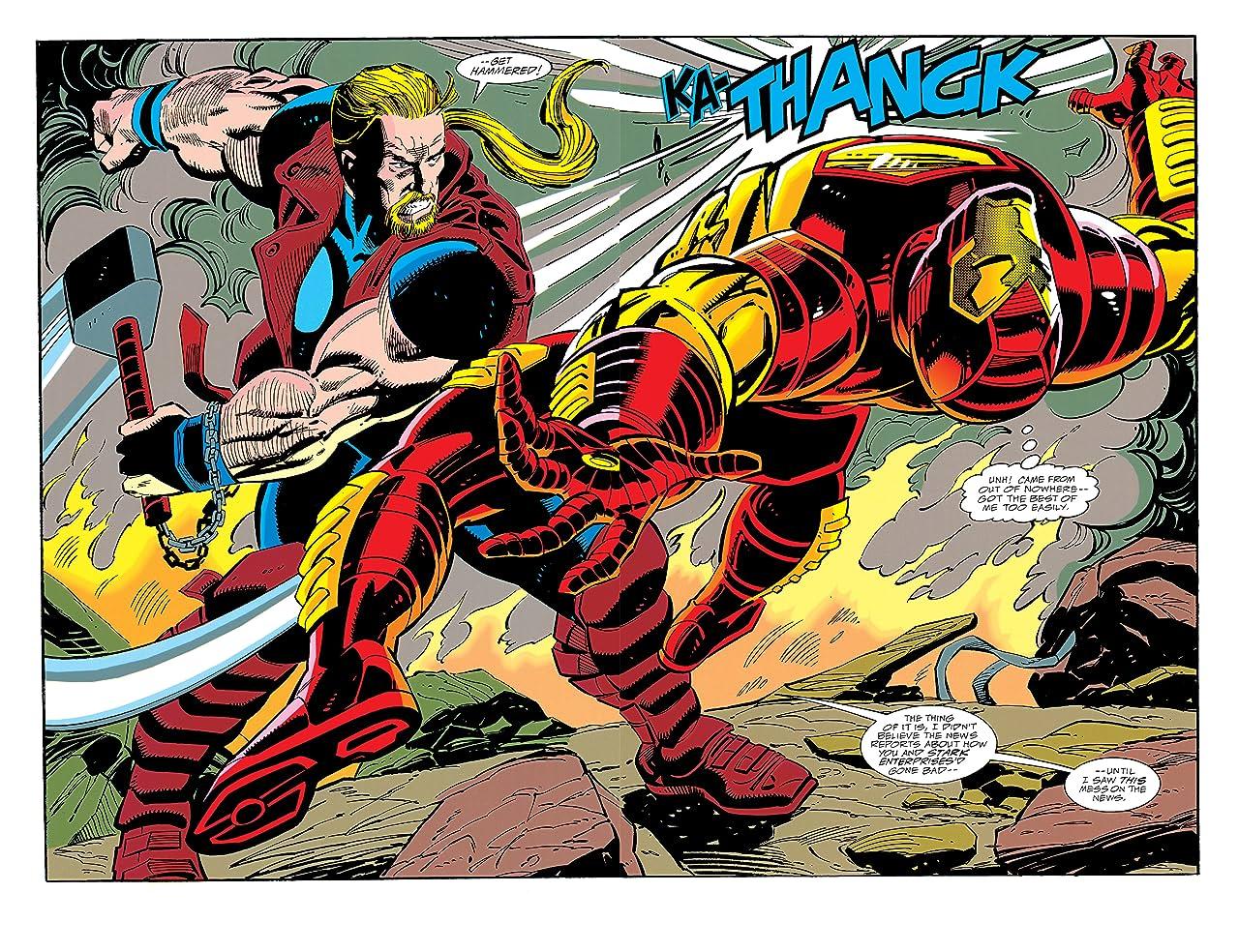 Iron Man (1968-1996) #304