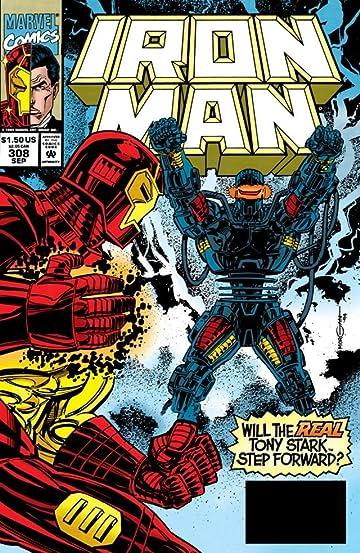 Iron Man (1968-1996) #308