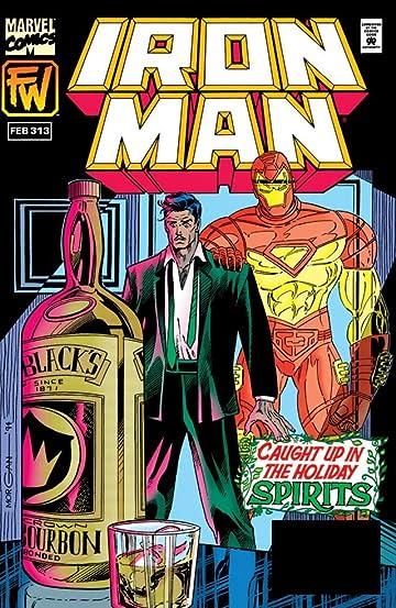 Iron Man (1968-1996) #313