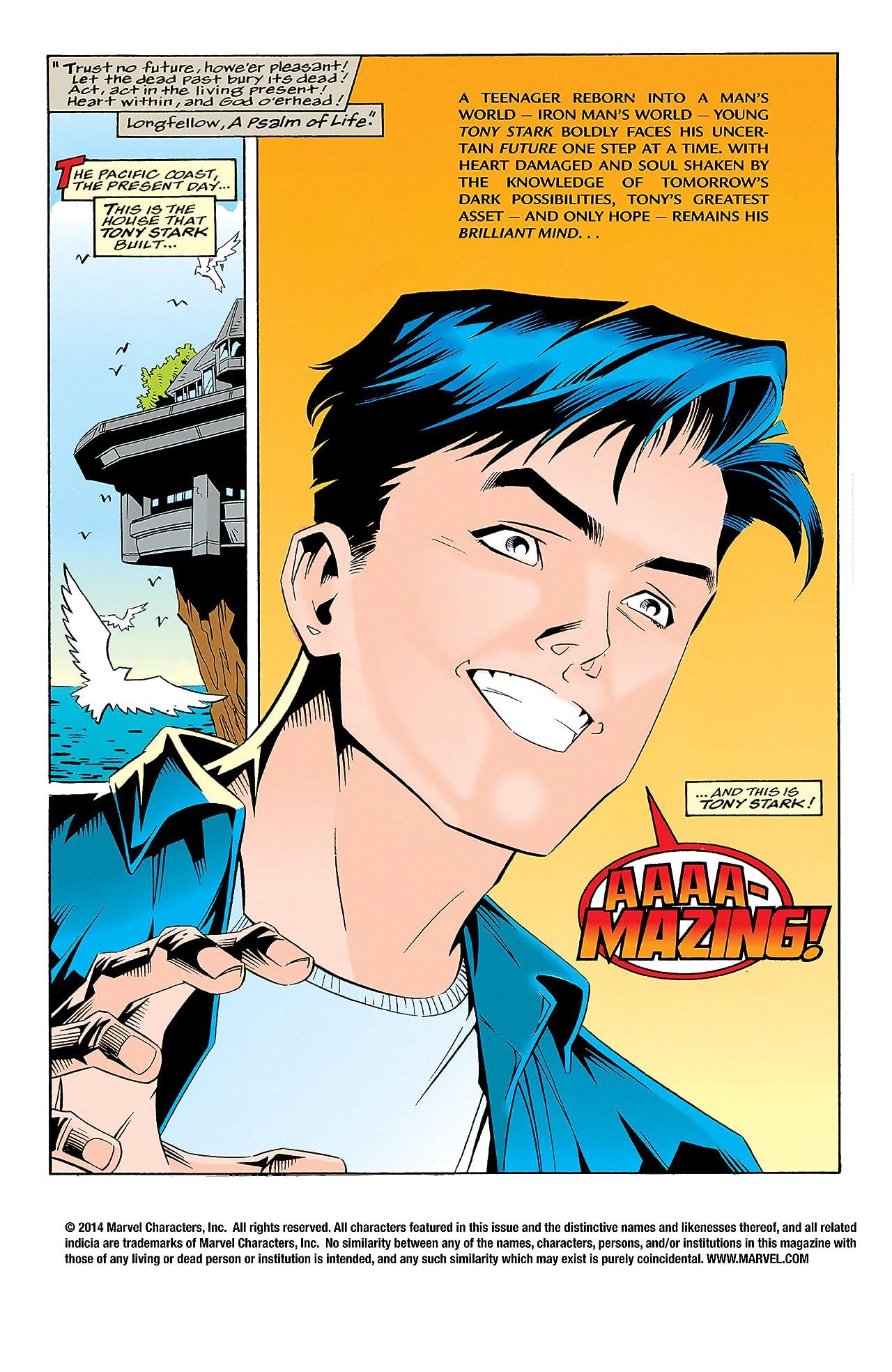 Iron Man (1968-1996) #325