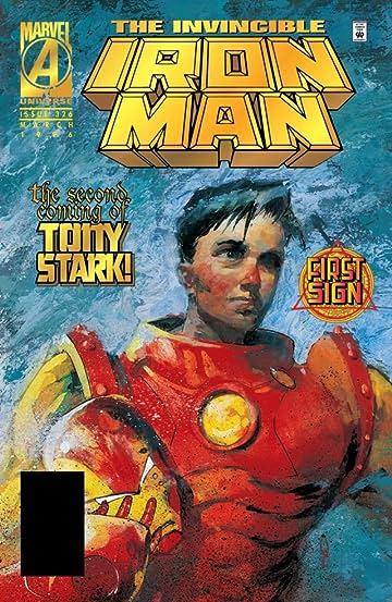 Iron Man (1968-1996) #326
