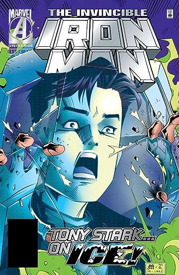 Iron Man (1968-1996) #327