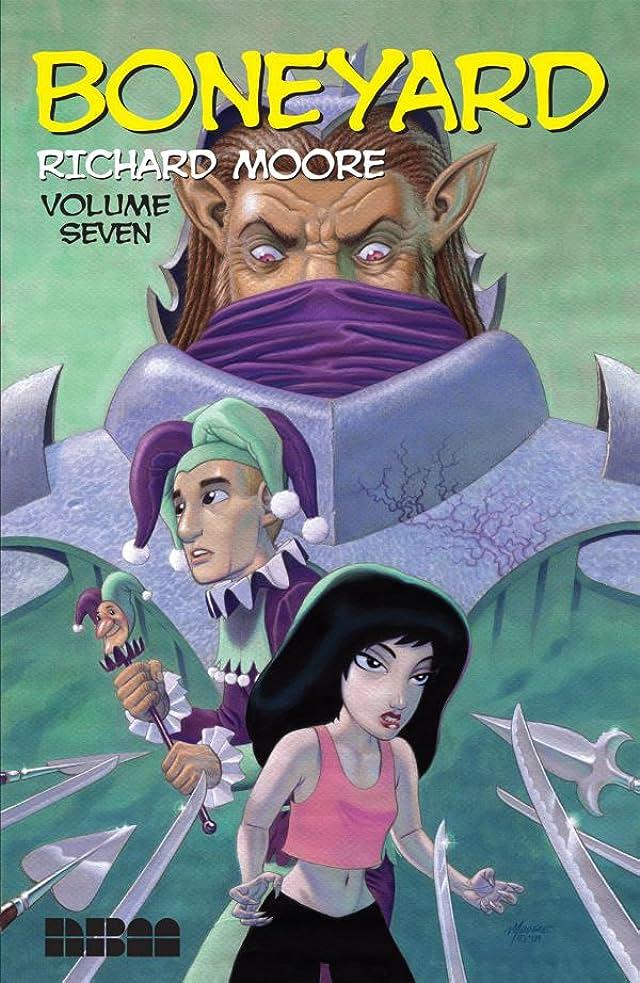 Boneyard Vol. 7: Preview