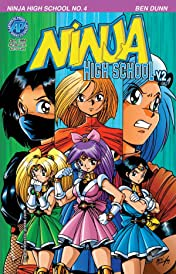 Ninja High School Vol. 2 #4