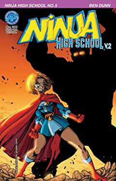 Ninja High School Vol. 2 #5