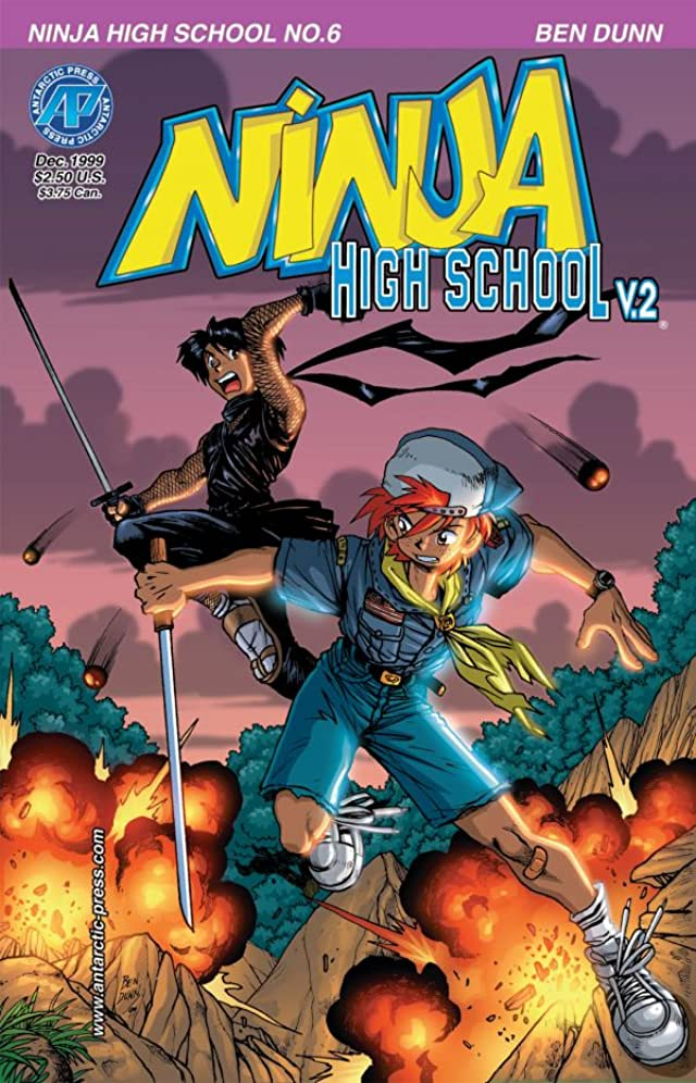 Ninja High School Vol. 2 #6