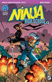Ninja High School Vol. 2 #7