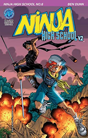 Ninja High School Vol. 2 #7