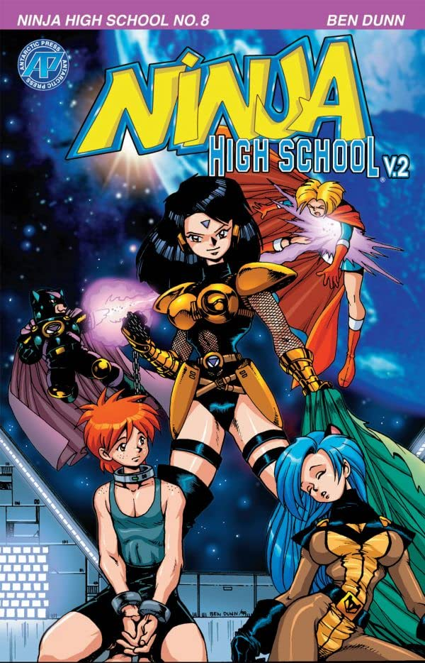 Ninja High School Vol. 2 #8