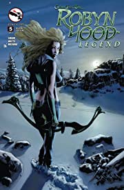 Robyn Hood #5 (of 5): Legend