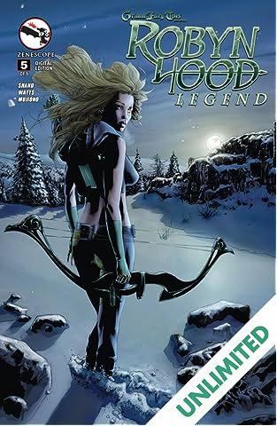 Robyn Hood #5 (of 5): Legend