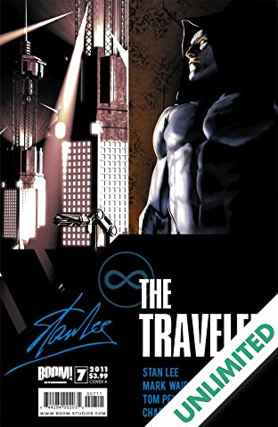Stan Lee's The Traveler #7