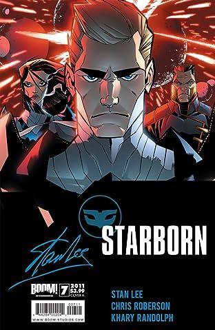 Stan Lee's Starborn #7