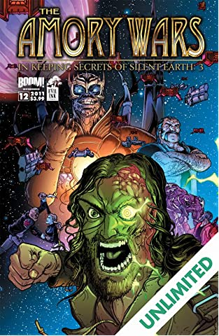 The Amory Wars: In Keeping Secrets of Silent Earth: 3 #12 (of 12)