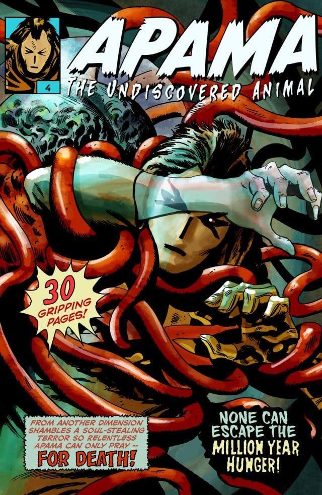 Apama - The Undiscovered Animal #4