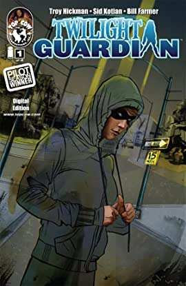 Twilight Guardian #1 (of 4)
