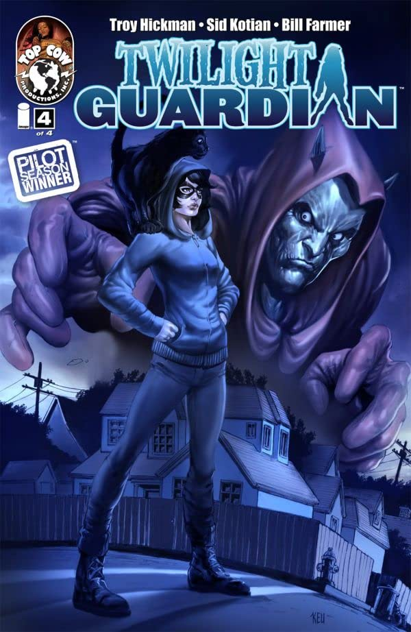 Twilight Guardian #4 (of 4)