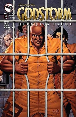 Godstorm Hercules Payne #4 (of 5)