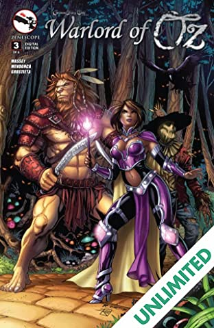 OZ: Warlord of OZ #3 (of 6)