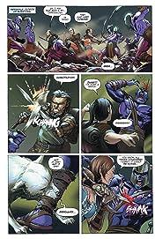 OZ: Warlord of OZ #3 (of 6)