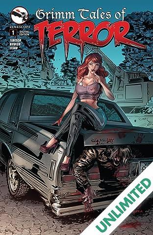 Grimm Tales of Terror Vol  1 Digital Comics - Comics by
