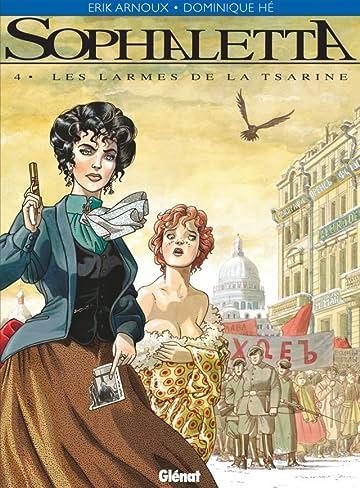 Sophaletta Vol. 4: Les Larmes de la Tsarine