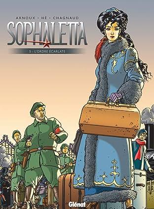Sophaletta Vol. 5: L'Ordre écarlate