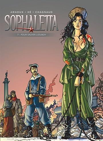 Sophaletta Vol. 7: Pour sauver Lioubov