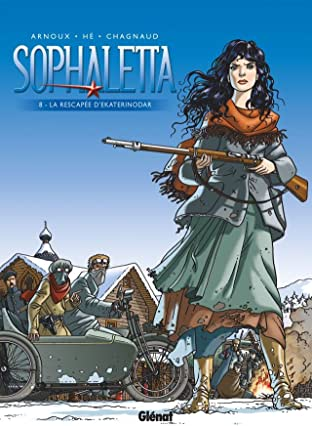 Sophaletta Vol. 8: La Rescapée d Ekaterinodar