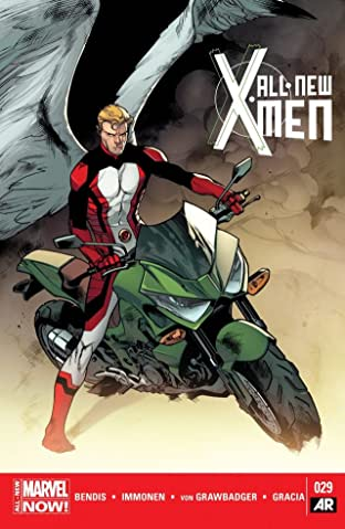 All-New X-Men (2012-2015) #29