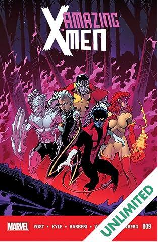 Amazing X-Men (2013-2015) #9