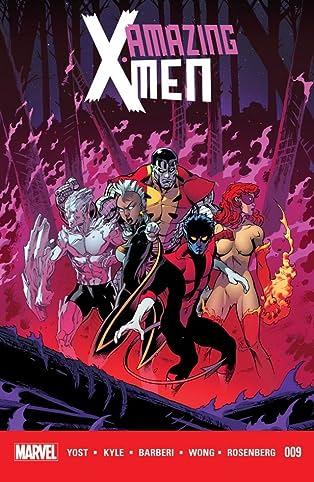 Amazing X-Men (2013-) #9