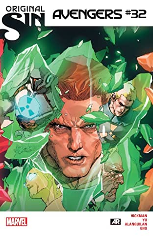 Avengers (2012-2015) No.32