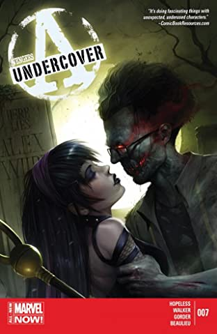 Avengers Undercover No.7