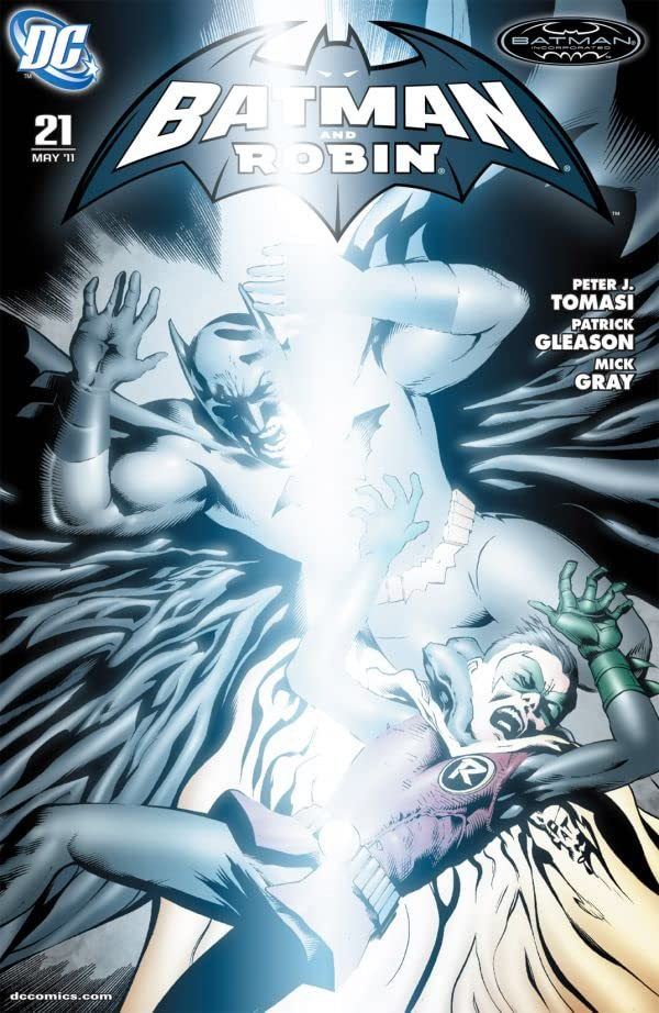 Batman and Robin (2009-2011) #21