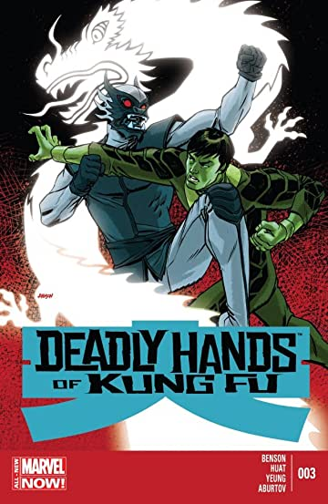 Deadly Hands of Kung Fu (2014-) #3 (of 4)