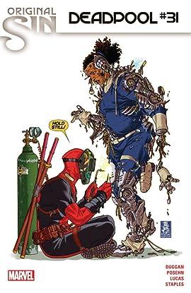 Deadpool (2012-2015) #31