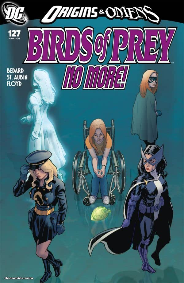 Birds of Prey (1999-2009) #127
