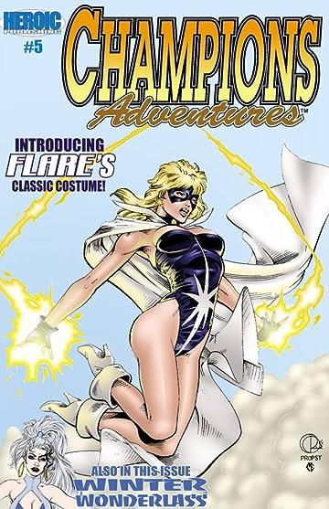 Champions Adventures #5