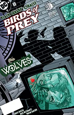 Birds of Prey: Wolves No.1