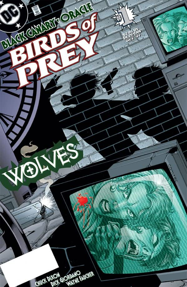 Birds of Prey: Wolves #1